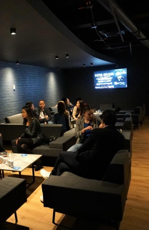 American Express Lounge Bar 2