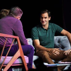 Conversatorio Roger Federer 4