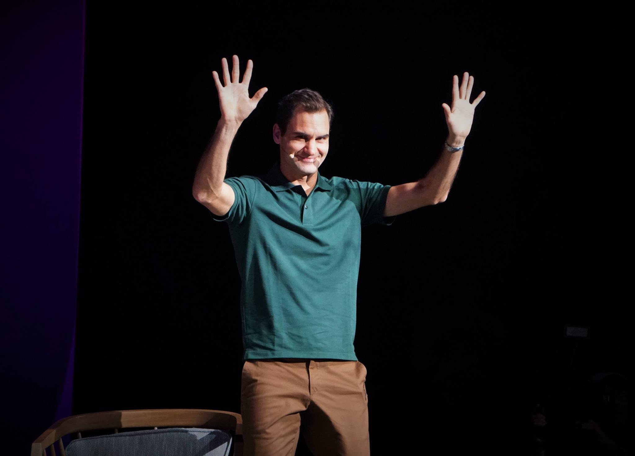 Conversatorio Roger Federer 5