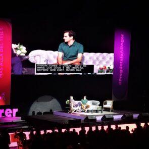Conversatorio Roger Federer 6
